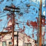 Sharon Feder | Switchyard | oil on panel, 36 x 24 inches, 2010 | Click to see the image...
