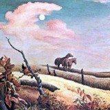 Thomas Hart Benton | Autumn Horses, 1941 | Click to see the image...